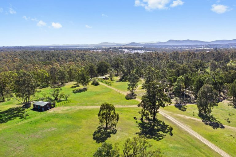 Aerial view of hunter region | Hunter Hideaway Cottages - Hunter Valley