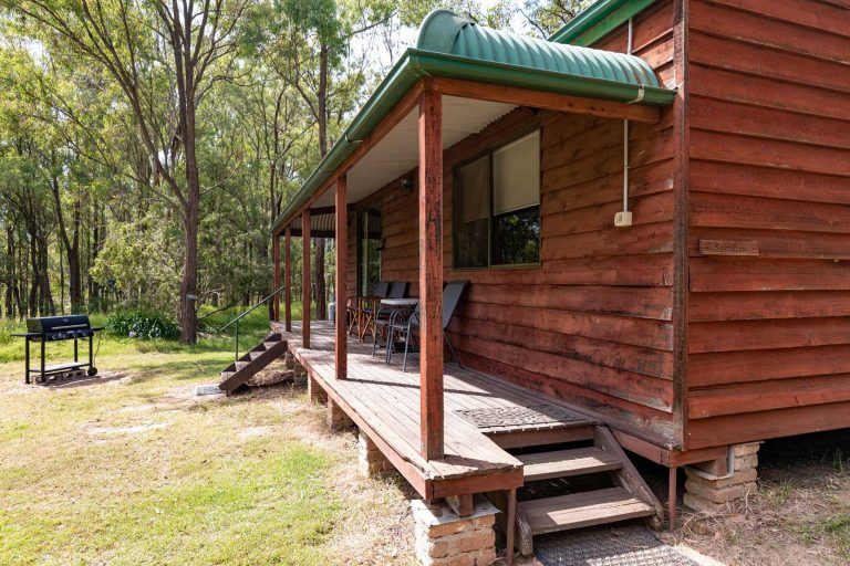Semillon Cottage, out door space | Hunter Hideaway Cottages - Hunter Valley